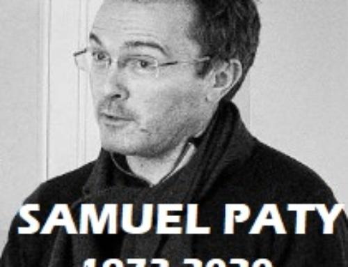 Il s'appelait Samuel PATY